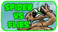 Saga: Spider Vs Flies