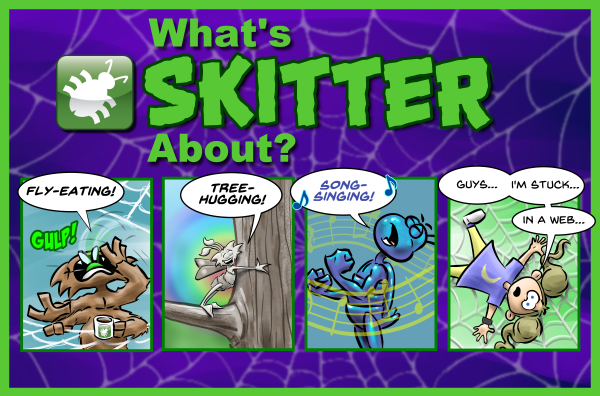 What's Skitter About