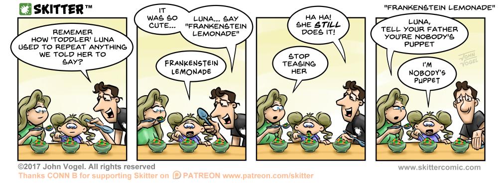 Frankenstein Lemonade