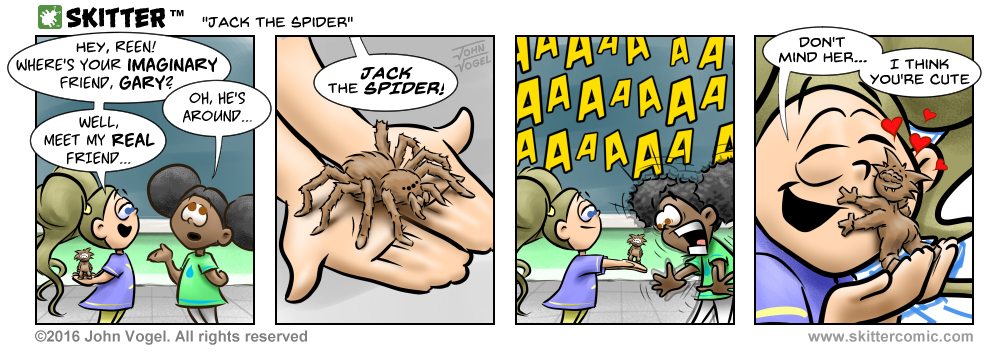 Jack The Spider