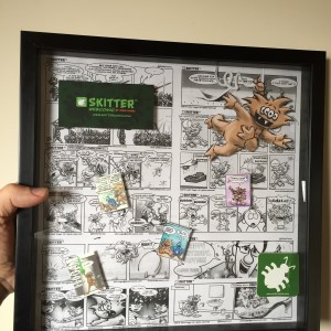 skitter shadow box