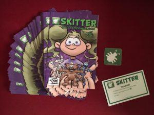 SKITTER FLYERS Matt K
