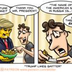 Trump Likes Skitter