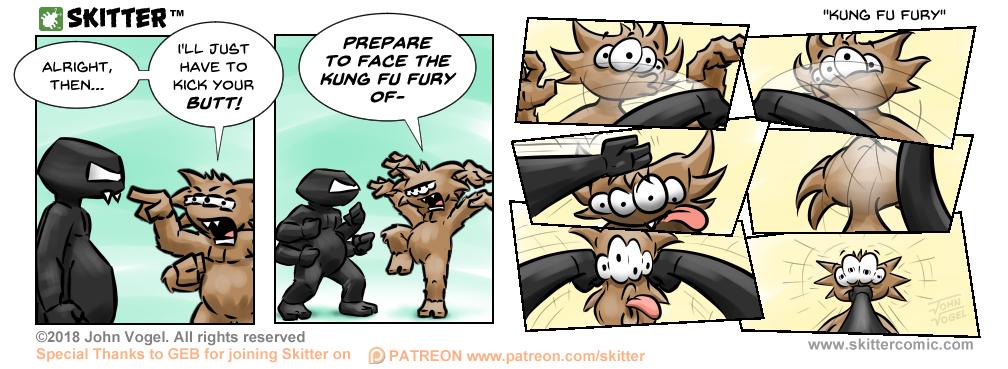 K Fu Fury