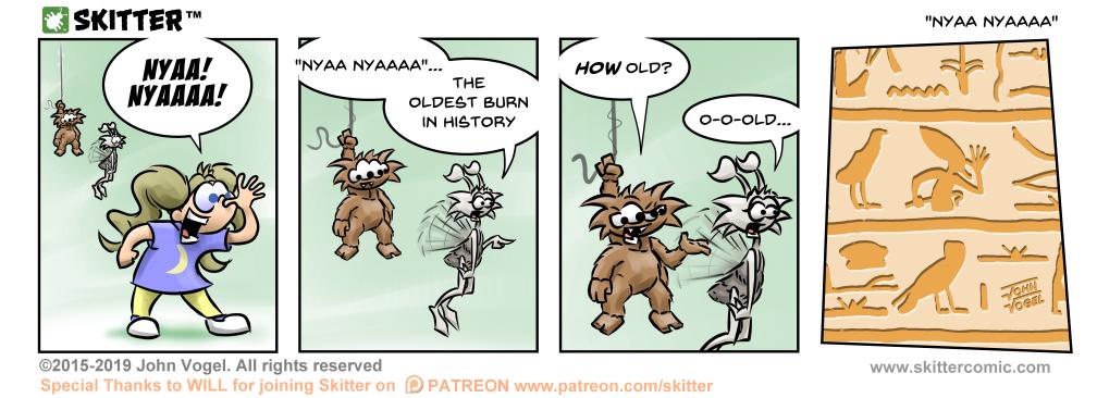 Nyaa Nyaaaa