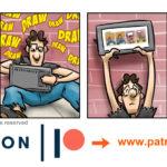 PATREON - Street Performer