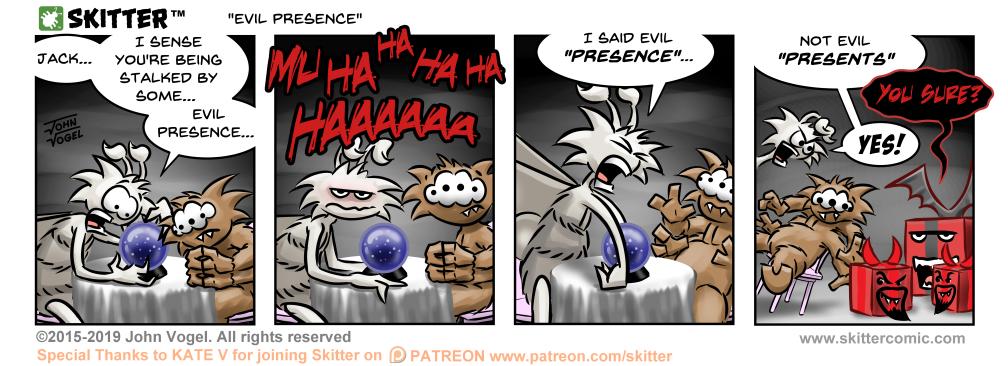 Evil Presence