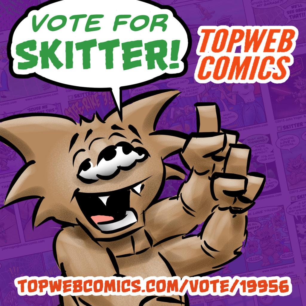 Vote For Skitter