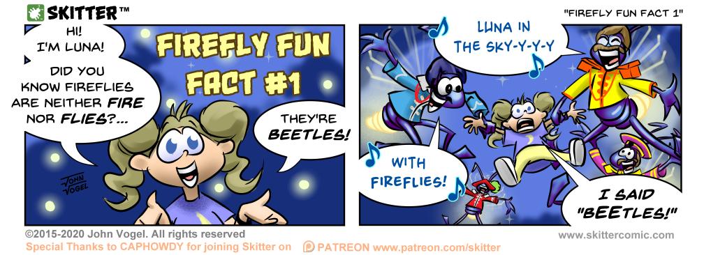Firefly Fun Fact 1