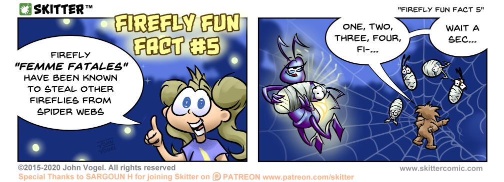 Firefly Fun Fact #5