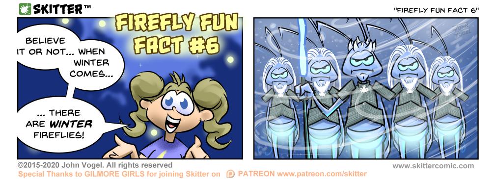Firefly Fun Fact #6