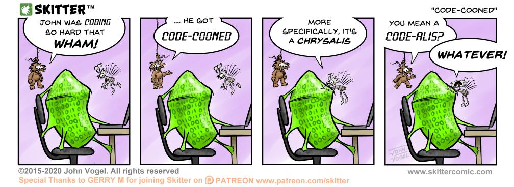 Code-Cooned